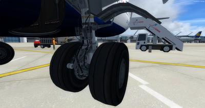 波音737 MAX8多用途 FSX P3D  12