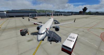 波音737 MAX8多用途 FSX P3D  13