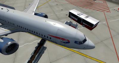 波音737 MAX8多用途 FSX P3D  14