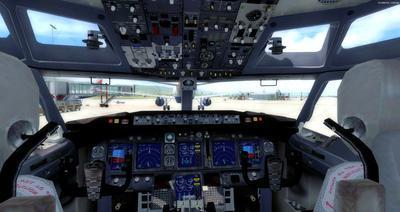 波音737 MAX8多用途 FSX P3D  15
