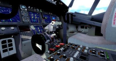 波音737 MAX8多用途 FSX P3D  20