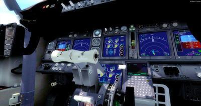 波音737 MAX8多用途 FSX P3D  21