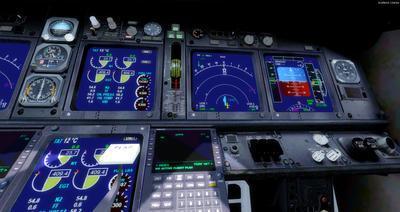 波音737 MAX8多用途 FSX P3D  22