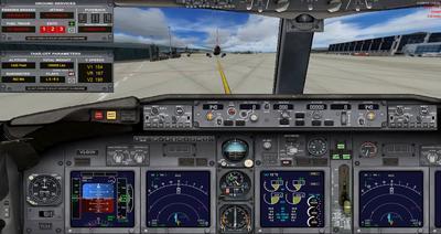 波音737 MAX8多用途 FSX P3D  24