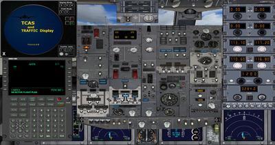 波音737 MAX8多用途 FSX P3D  25