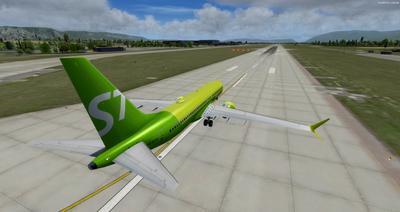 波音737 MAX8多用途 FSX P3D  26
