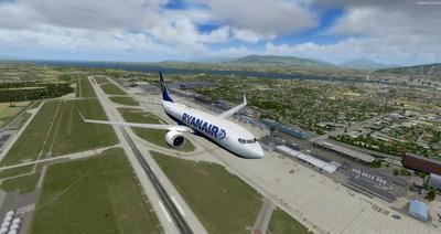 波音737 MAX8多用途 FSX P3D  30