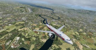 波音737 MAX8多用途 FSX P3D  36