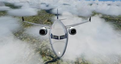 波音737 MAX8多用途 FSX P3D  37