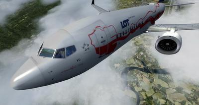 波音737 MAX8多用途 FSX P3D  38