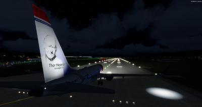 波音737 MAX8多用途 FSX P3D  39