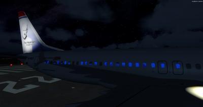 波音737 MAX8多用途 FSX P3D  40
