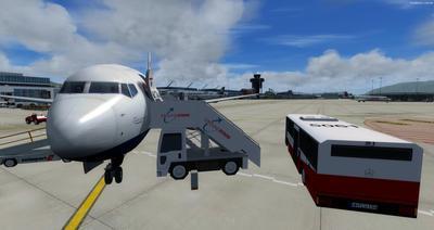 波音737 MAX8多用途 FSX P3D  8