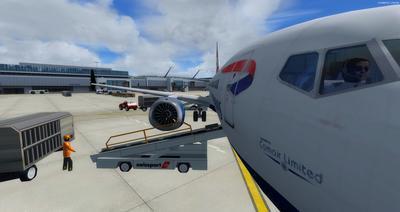 Boeing 737 MAX8 Multi Livery FSX P3D 9