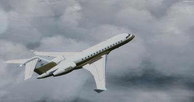 Bombardier Global Express XRS FSX P3D  6