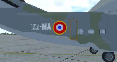 Breguet 941 S FSX P3D  12