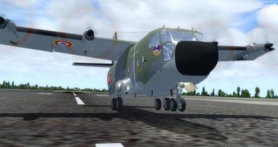 Breguet 941 S FSX P3D  14