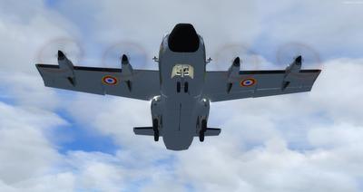 Breguet 941 S FSX P3D  16