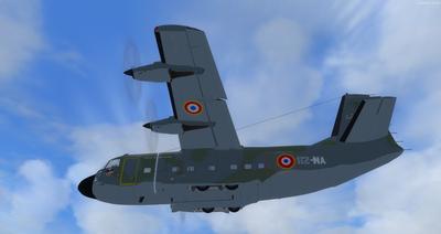 Breguet 941 S FSX P3D  18