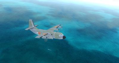 Breguet 941 S FSX P3D  23