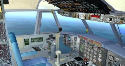 Breguet 941 S FSX P3D  25