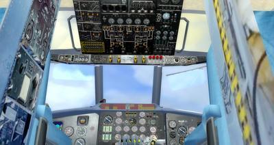 Breguet 941 S FSX P3D  27