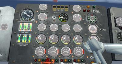Breguet 941 S FSX P3D  30