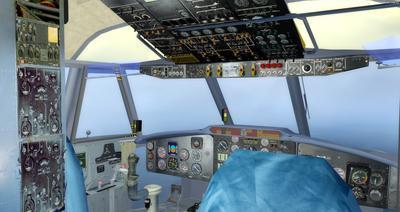 Breguet 941 S FSX P3D  37
