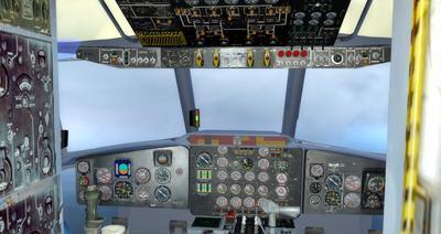 Breguet 941 S FSX P3D  38
