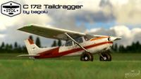 Cessna 172 Tail dragger MSFS 2020 15