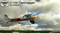Cessna 172 Tail dragger MSFS 2020 20