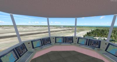 Control Tower Rikoooo 9