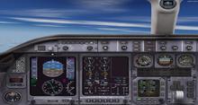 Dassault Falcon 20E FSX P3D  15