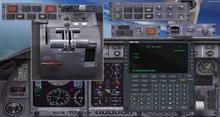 Dassault Falcon 20E FSX P3D  16