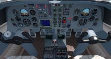 Dassault Falcon 20E FSX P3D  19