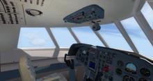 Dassault Falcon 20E FSX P3D  22