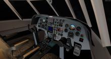 Dassault Falcon 20E FSX P3D  23