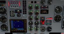 Dassault Falcon 20E FSX P3D  26