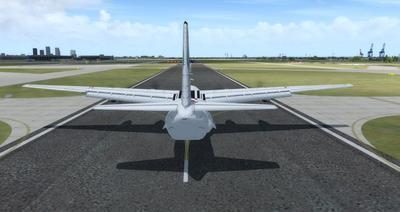Douglas C 133B Cargomaster Ua Haujlwm 2.0 FSX P3D  11