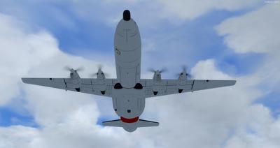 Douglas C 133B Cargomaster přepracován 2.0 FSX P3D  16