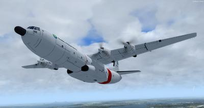 Douglas C 133B Cargomaster přepracován 2.0 FSX P3D  17