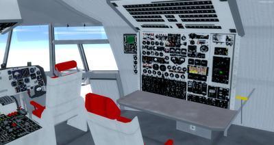 Douglas C 133B Cargomaster přepracován 2.0 FSX P3D  29