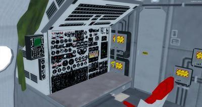 Douglas C 133B Cargomaster přepracován 2.0 FSX P3D  30