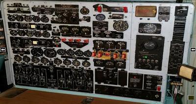 Douglas C 133B Cargomaster Ua Haujlwm 2.0 FSX P3D  34