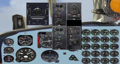 Douglas C 133B Cargomaster Reworked 2.0 FSX P3D 37