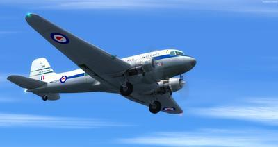 Douglas DC 3 Enhanced FSX P3D  1
