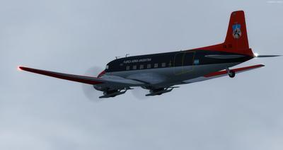Douglas DC 3 Enhanced FSX P3D  10