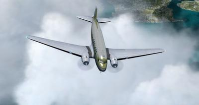 Douglas DC 3 Enhanced FSX P3D  13