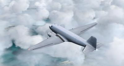Douglas DC 3 Enhanced FSX P3D  14