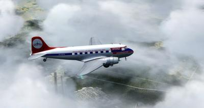 Douglas DC 3 Enhanced FSX P3D  15